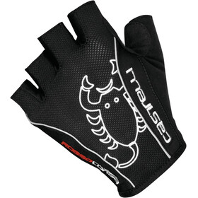 Castelli Rosso Corsa Classic Gloves Men black